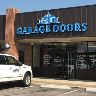 Avatar for Martin Garage Doors of Colorado, Inc. Parker, CO Thumbtack