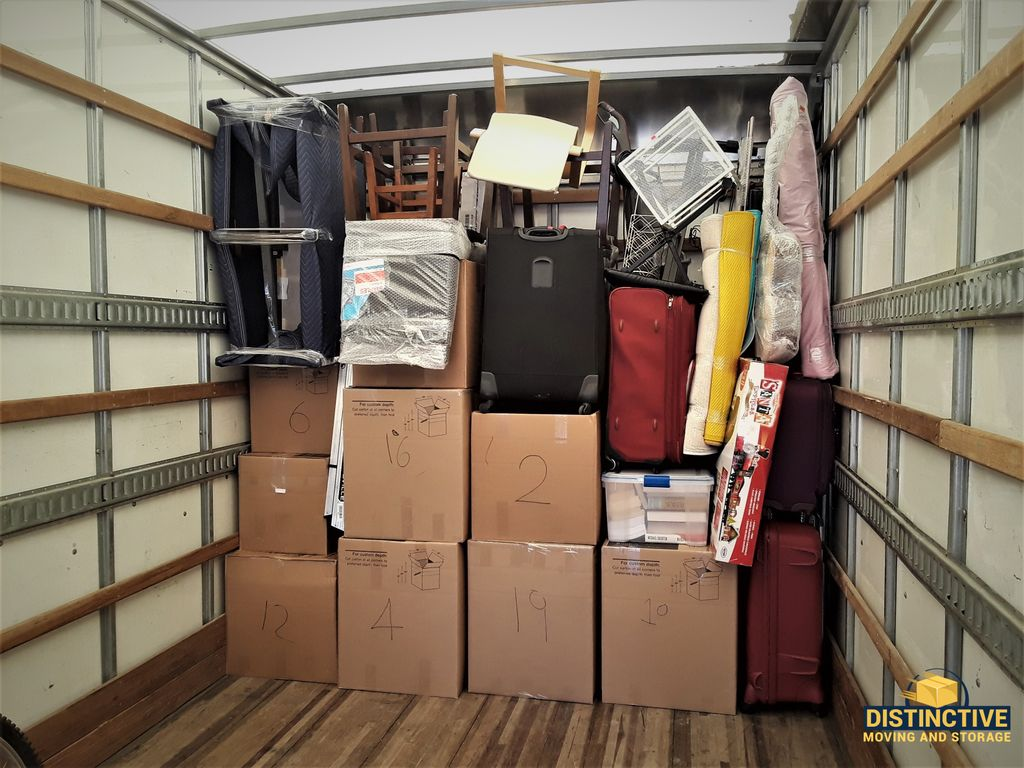 Long Distance Move out of Raleigh