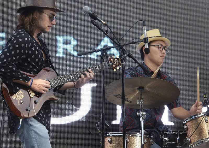 Jazz Trio Outdoor Festival