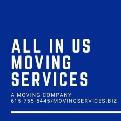 Avatar for All in Us Moving Service Clarksville, TN Thumbtack