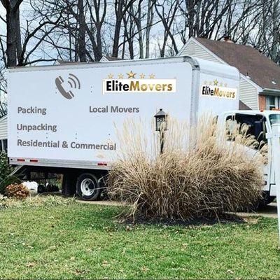 Avatar for Elite Movers Sterling, VA Thumbtack