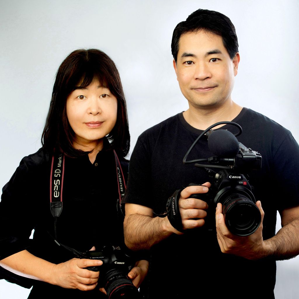 Photo Video Team - Kaori and Gene