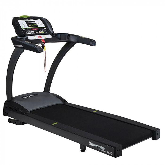 Treadmill diagnostic service
