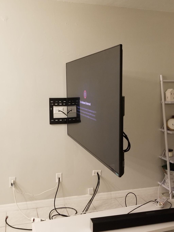 TV ARTICULATING MOUNT