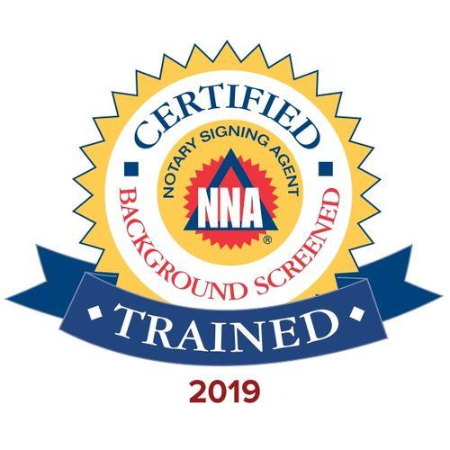 NNA Certified & Screened