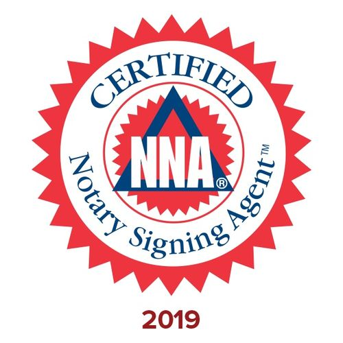 Certified Signing Agent