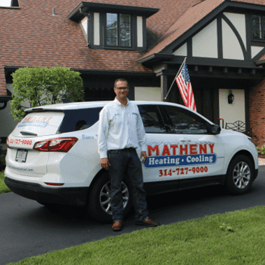Avatar for Matheny Heating & Cooling Inc Saint Louis, MO Thumbtack
