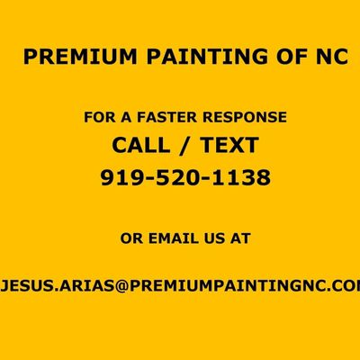 Avatar for Premium Painting of NC Durham, NC Thumbtack