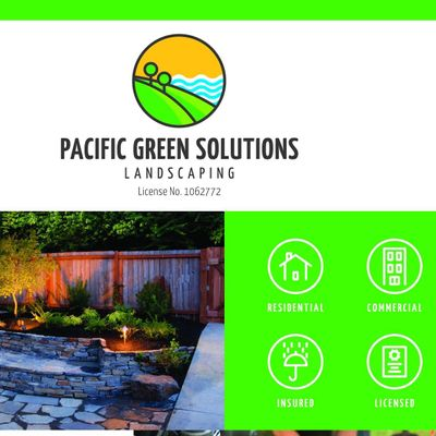 Avatar for Pacific Green Solutions Landscaping