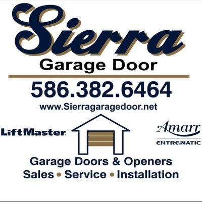 Avatar for Sierra Garage Door Utica, MI Thumbtack