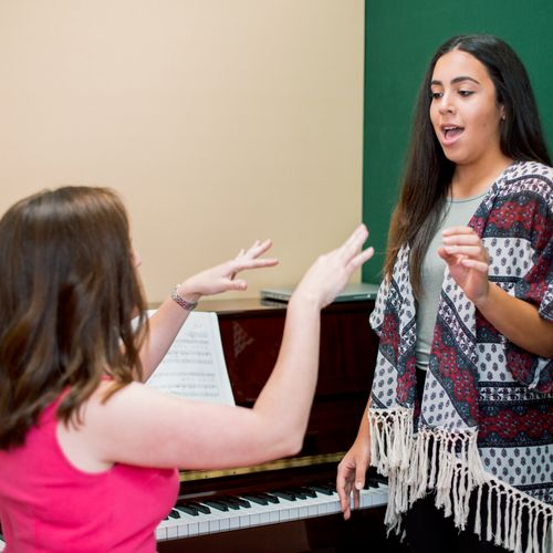 Private Voice Lessons - Musical Theater, Classical and Jazz - your choice!