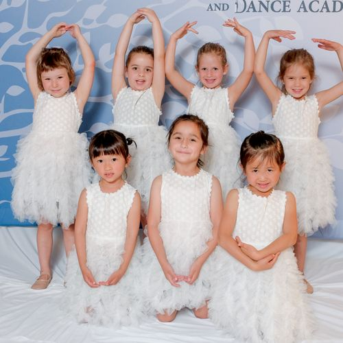 Our Dance Academy  - Ages 3 & up! Small, cozy class sizes