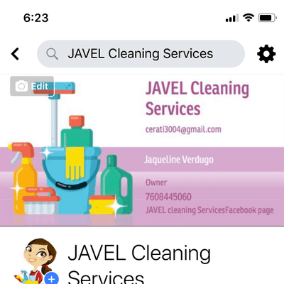 Avatar for JAVEL Cleaning Services Coachella, CA Thumbtack