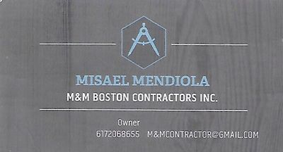 Avatar for M&M Boston Contractors