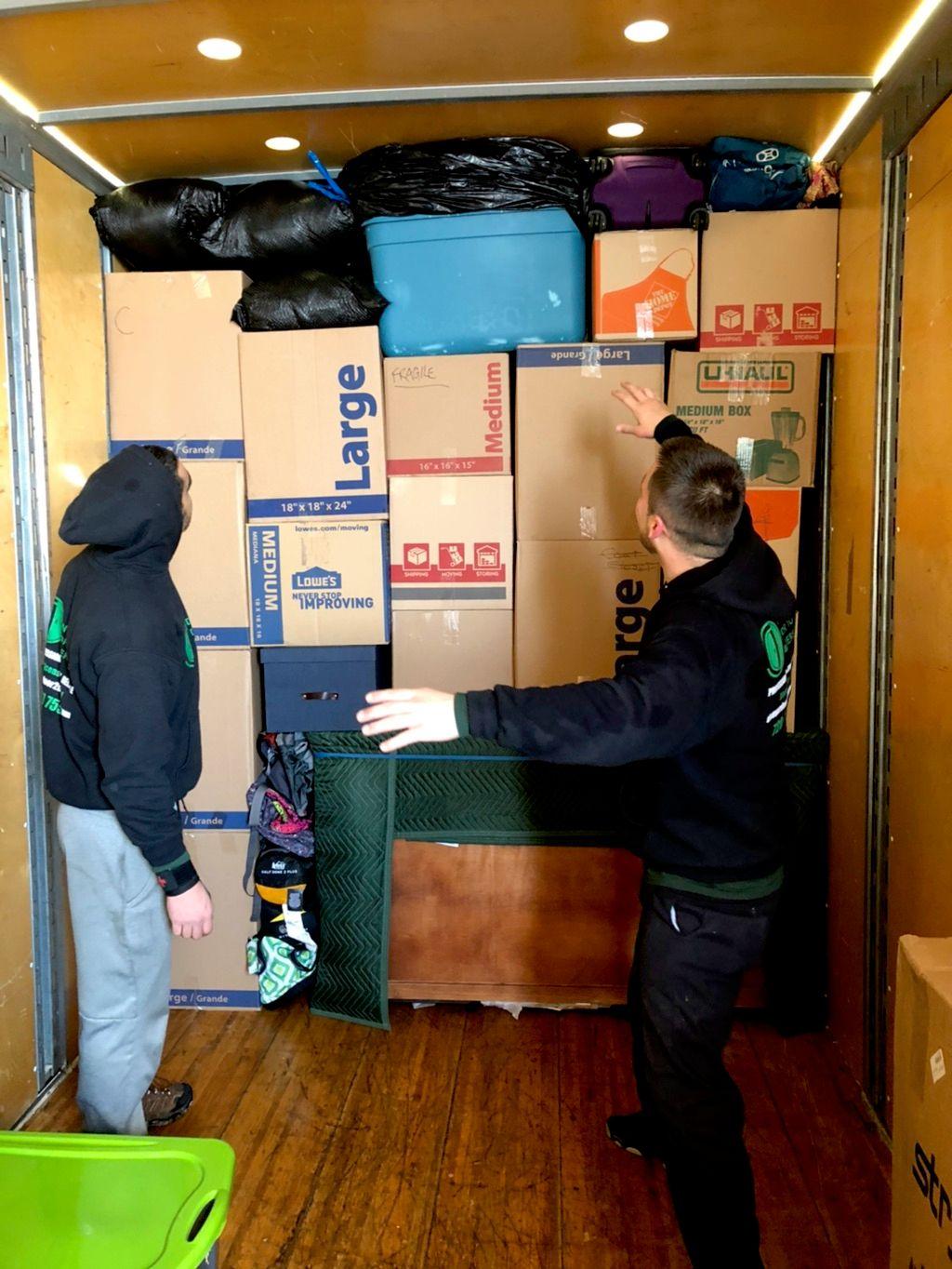 Denver Door to Door Movers LLC