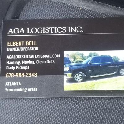 Avatar for AGA LOGISTICS INC