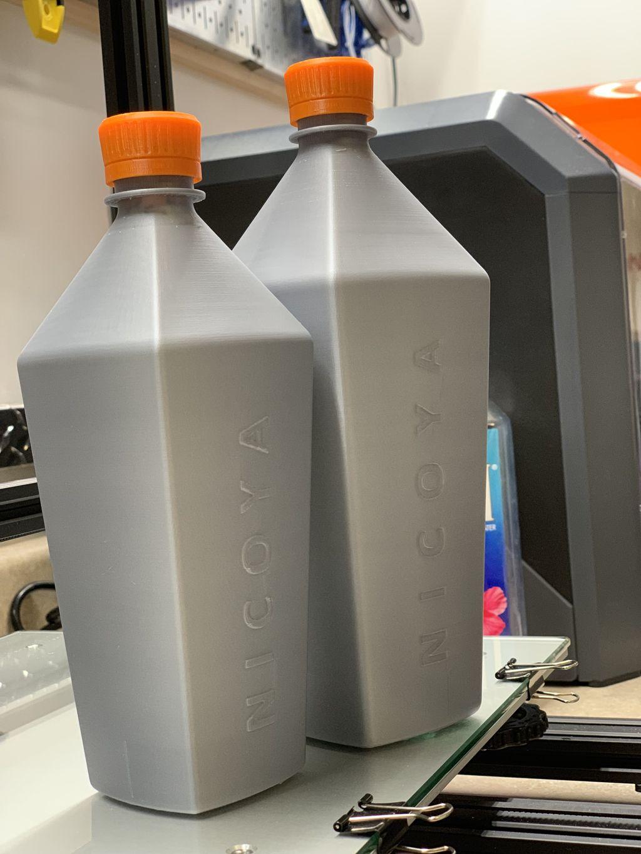 Large bottle design