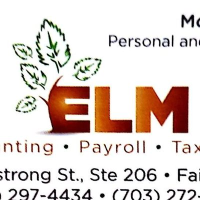 Avatar for ELM Accounting Payroll andTax and Services Inc
