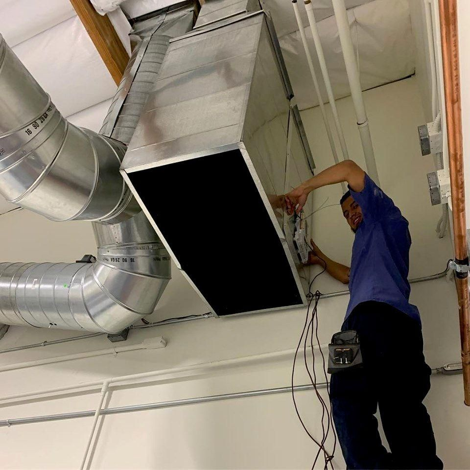 Velavi Heating And Cooling Inc