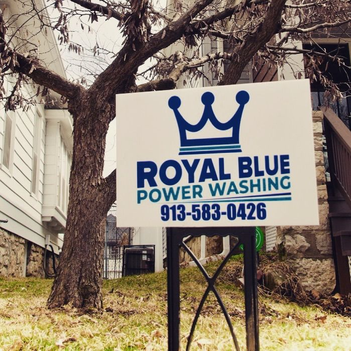 Royal Blue Power Washing