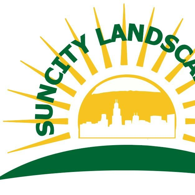 Sun City landscaping