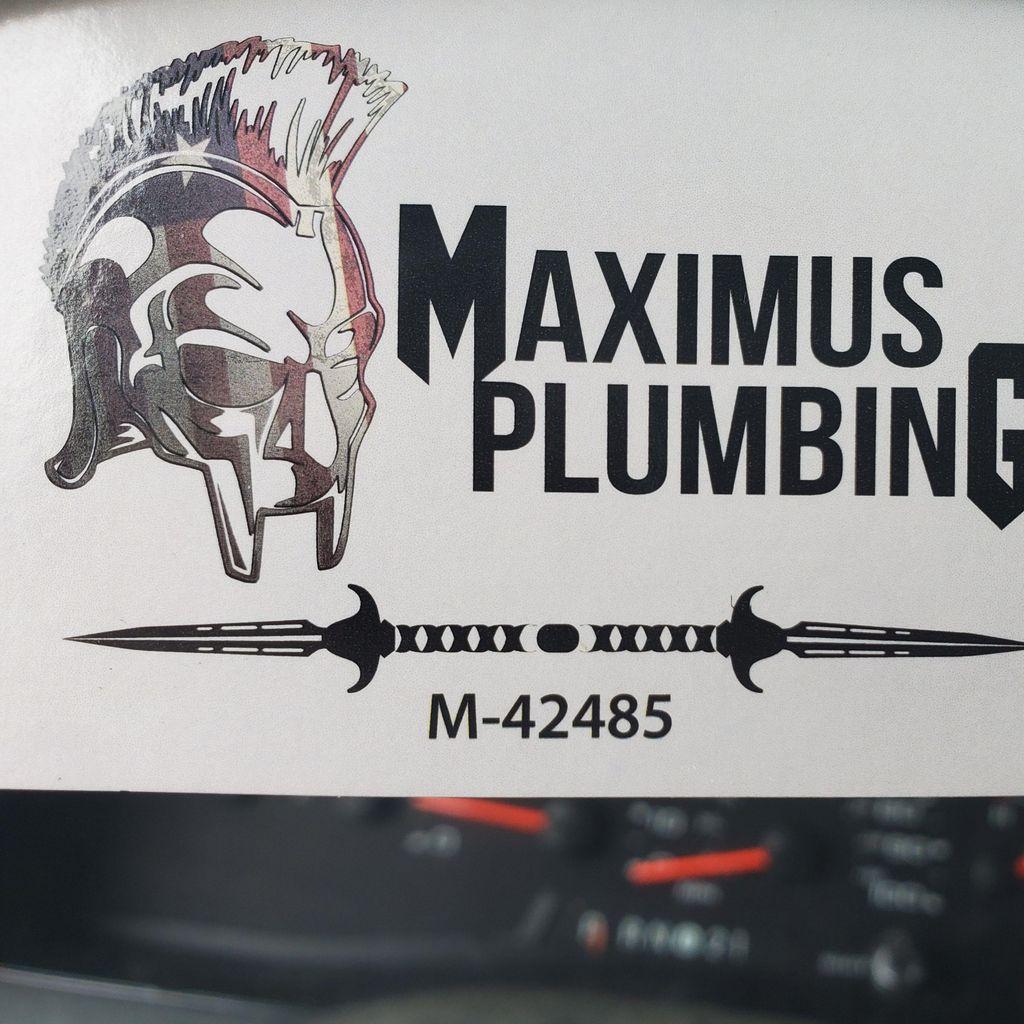 MAXIMUS PLUMBING