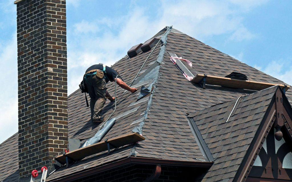 New Roof- Racine 2020