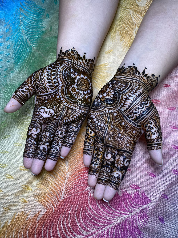 Intricate Bridal