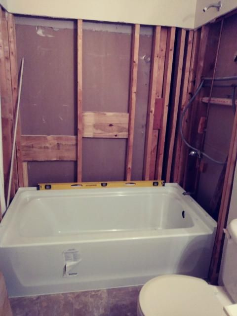 Bathroom remodel-cabinet painting