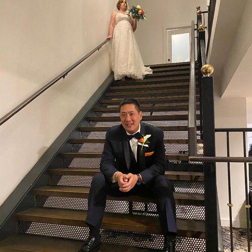 David Wu Wedding