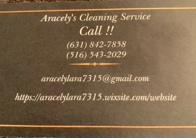 Avatar for Aracely's Cleaning Service