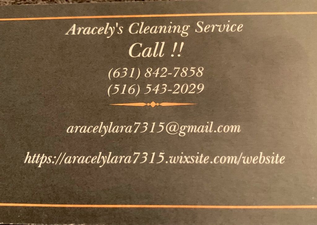 Aracely's Cleaning Service