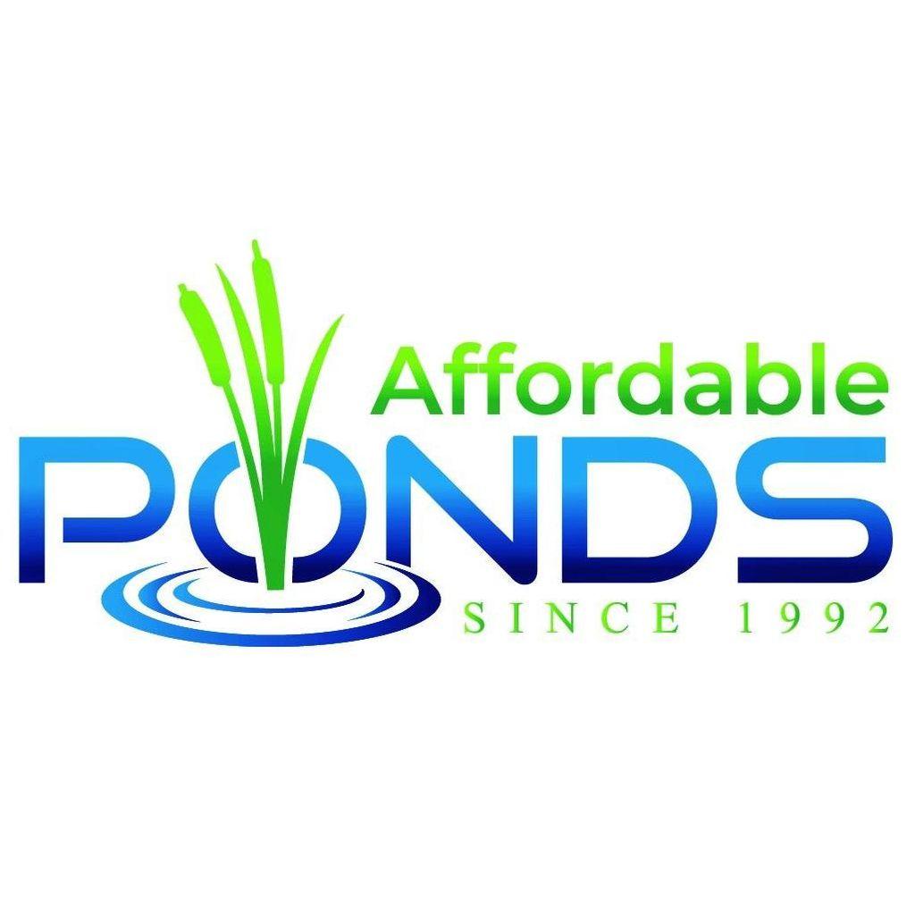 Affordable Ponds