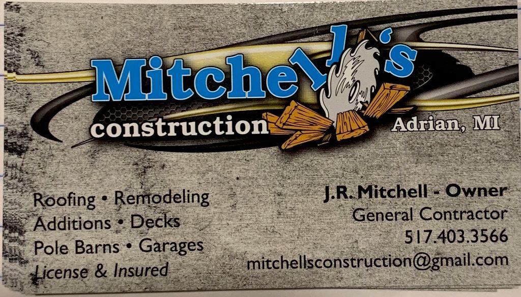 Mitchell's Construction