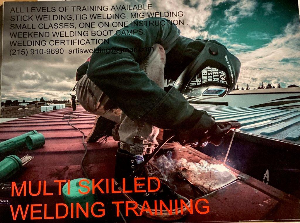 Artis welding