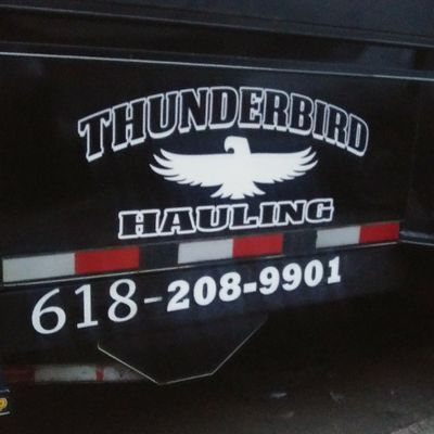 Avatar for thunderbird Hauling & dumpster rental Alton, IL Thumbtack