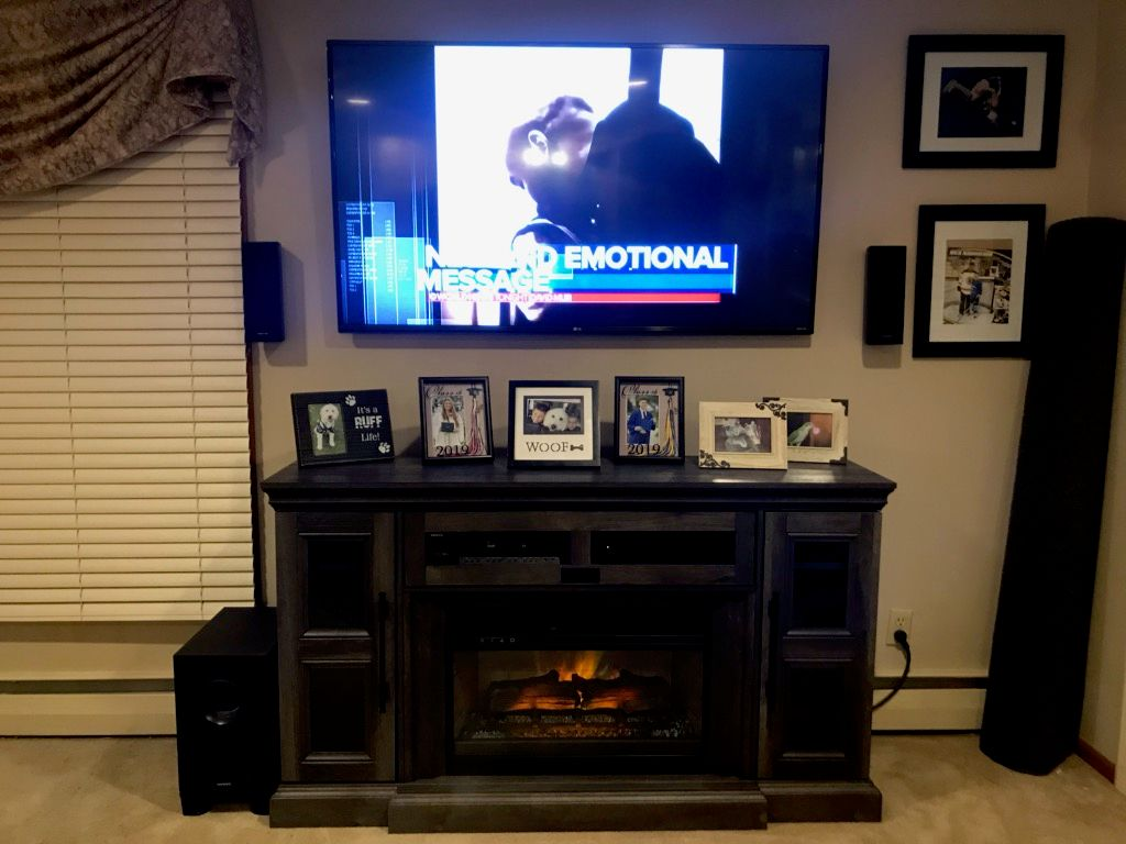 TV Mounting - Everett 2020