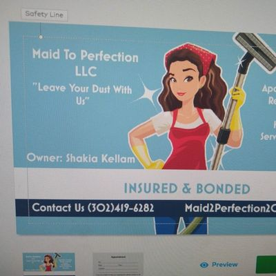 Avatar for Maid to Perfection New Castle, DE Thumbtack