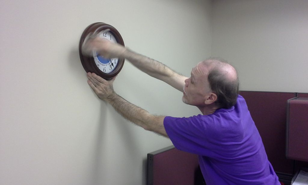 office light cleaning