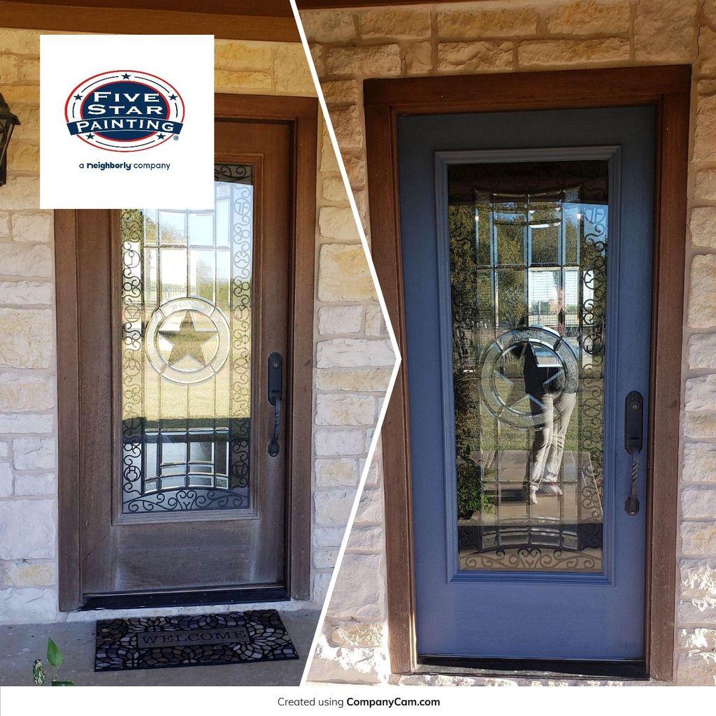 Exterior Door - Color Highlight