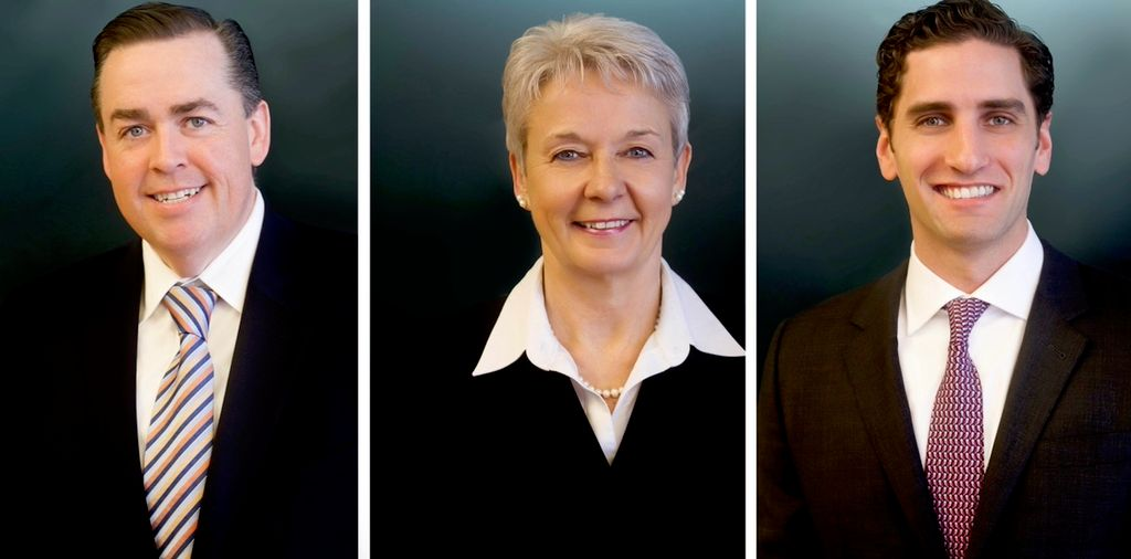 Corporate Headshots for a Janney Montgomery Team
