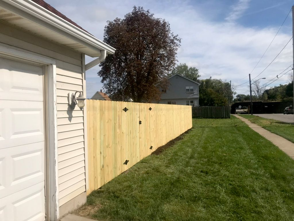 Straightline Fences Decks & rails