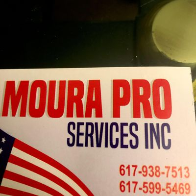 Avatar for Moura Pro Service Medford, MA Thumbtack
