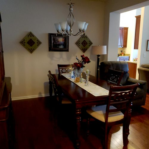 Before (Dining Room)