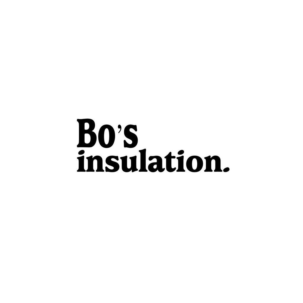 Bo's Insulation