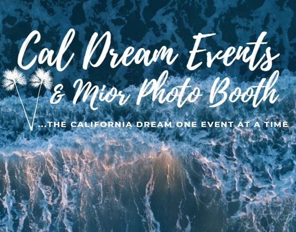 Cal Dream Events & Mior Photo Booth