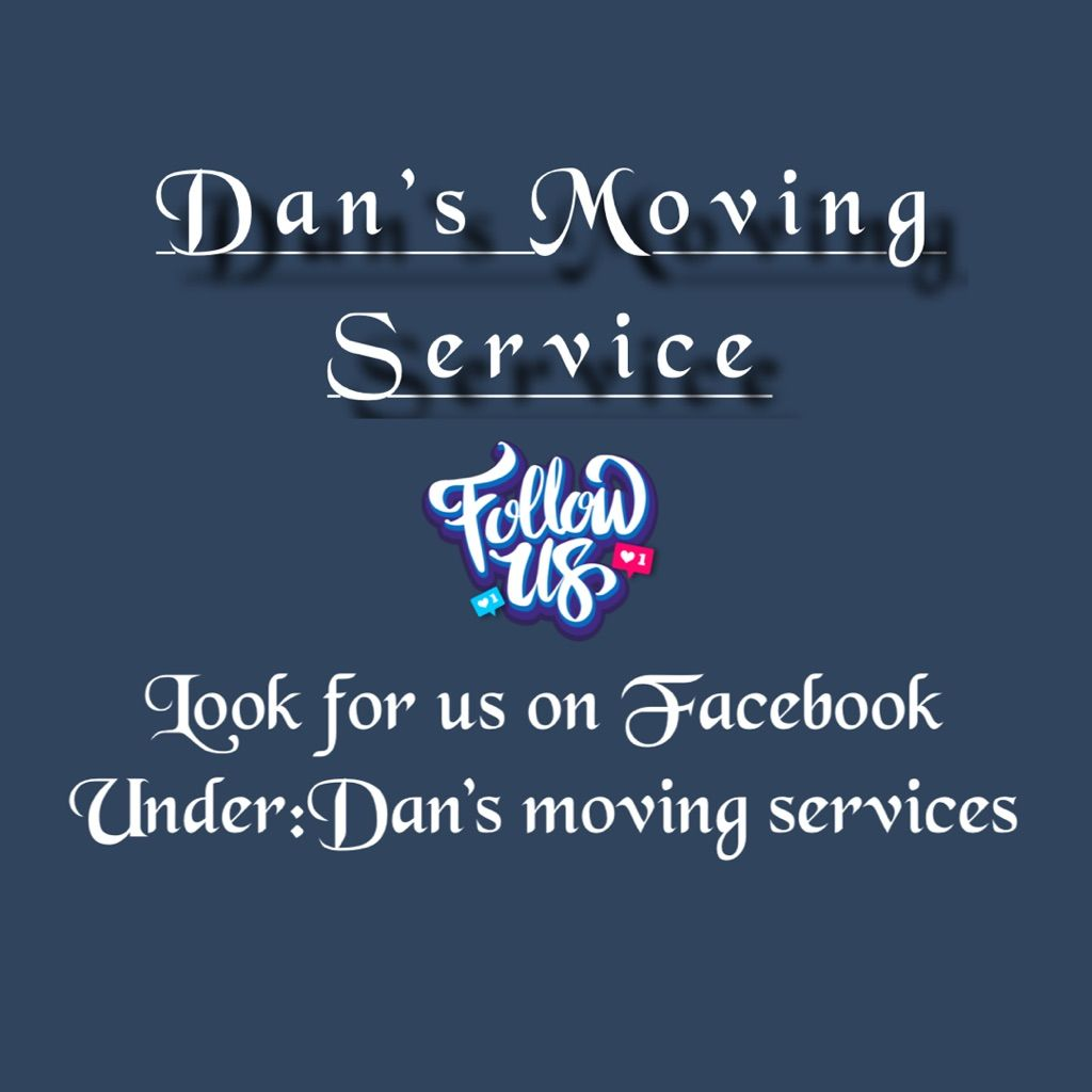 Dan's Moving Service