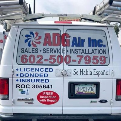 Avatar for ADG AIR INC