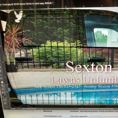 Avatar for Sexton Lawns Unlimited Thomasville, NC Thumbtack