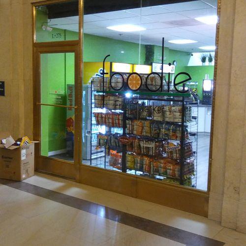 Foodie Interior Renovation (Cadillac Place)
